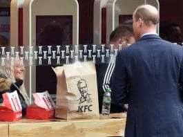 Prince William's New Royal Title Is A Nod To His Thirst For KFC