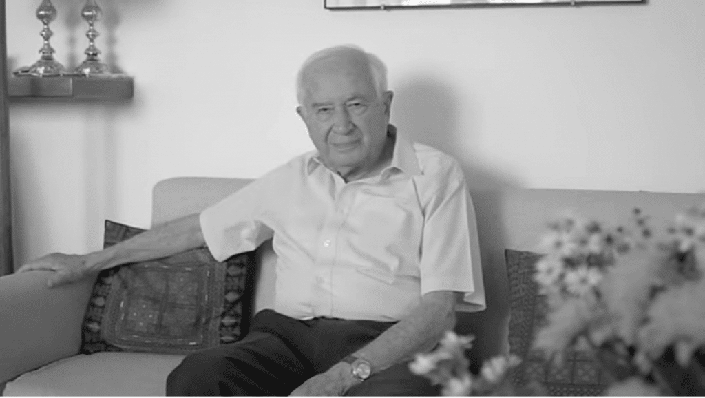 Dr. Raphael Mechoulam Explains His Latest Discovery