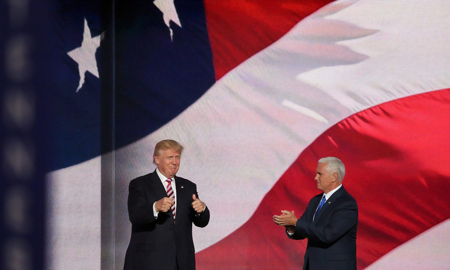 Here's How Mike Pence Could Temporarily Assume The Presidency