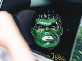 Can Halloween Masks Protect You From COVID?