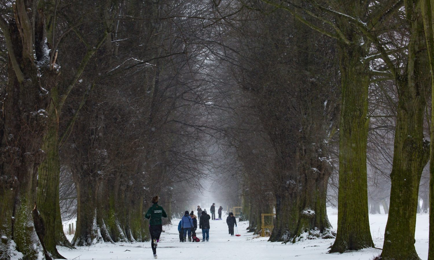 How To Go For A Run When The Weather Is Terrible