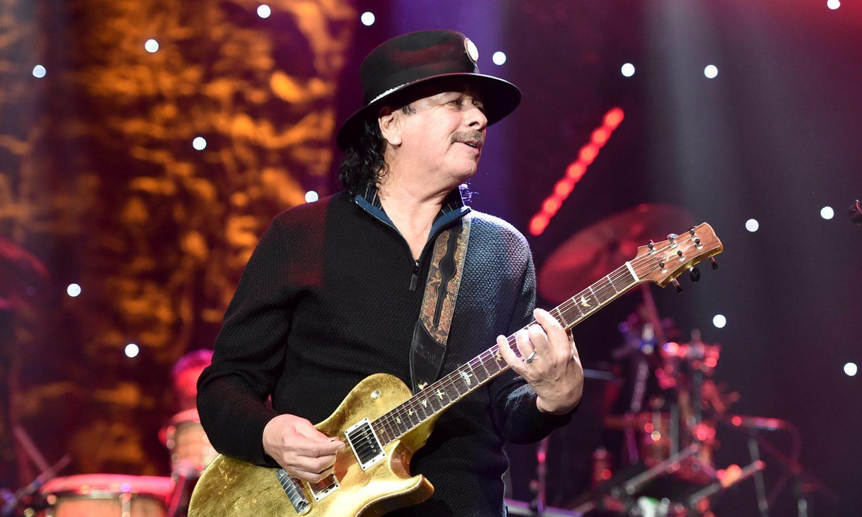 Carlos Santana Talks COVID Fatigue And How 'Cannabis Opens Doors To Divine Wisdom'