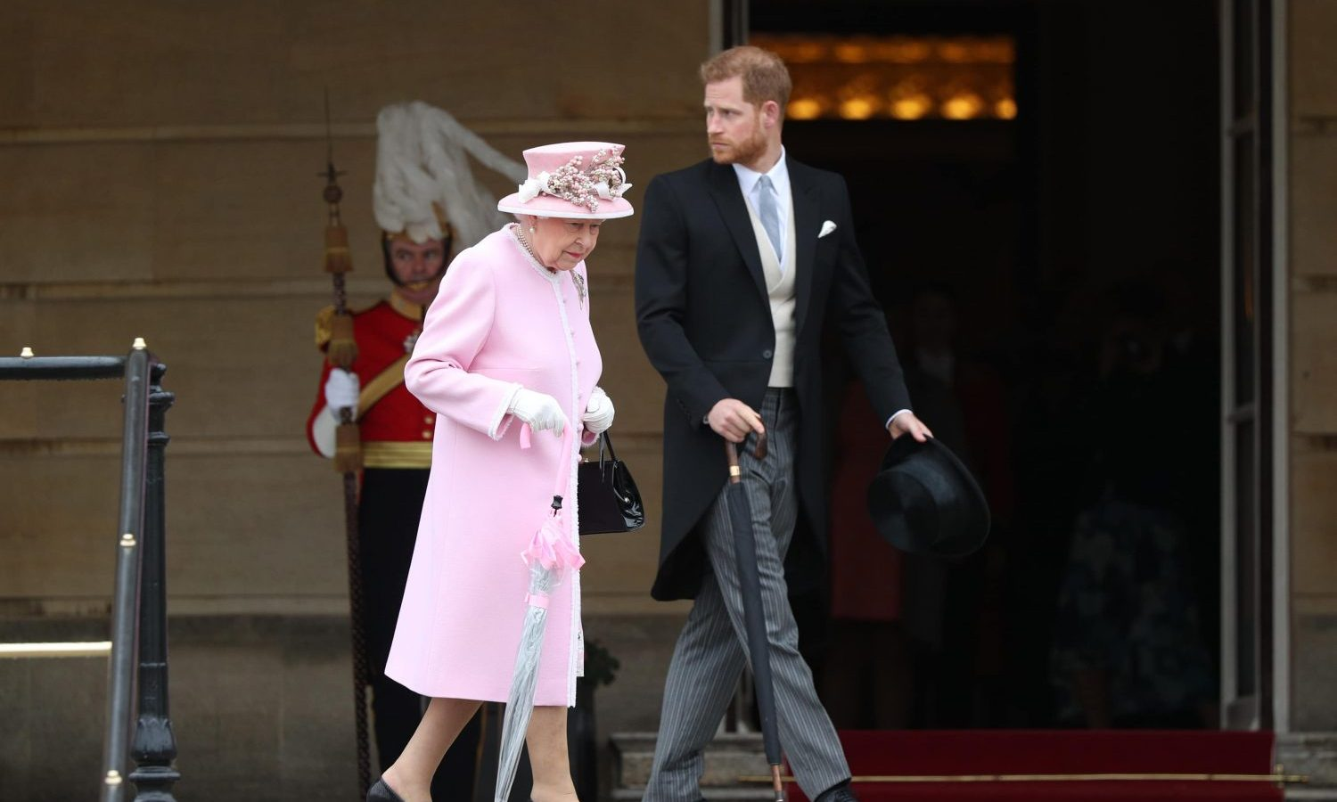 Former Royal Butler Spills Tea On Queen's Falling Out With Prince Harry