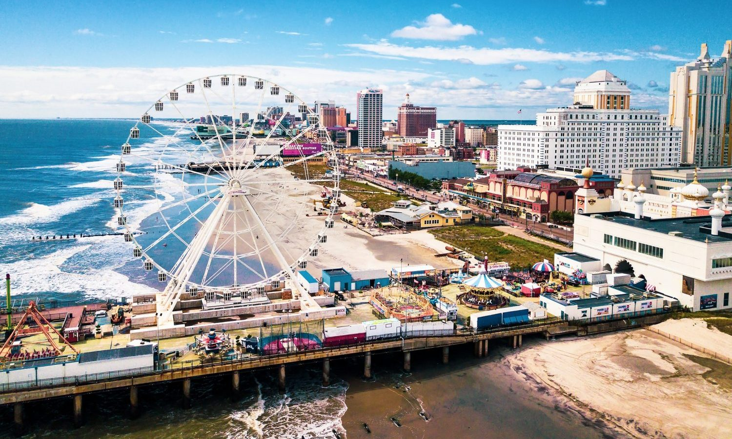 Atlantic City Casinos Will Probably Continue to Ban Marijuana