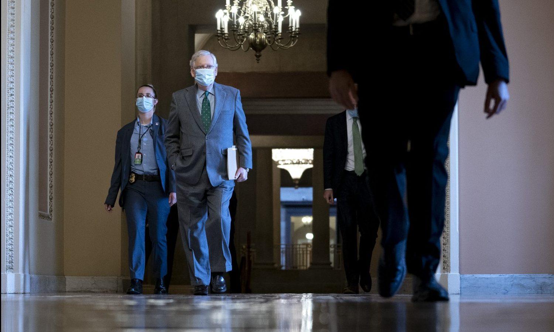 Senate Republicans Balk At Democratic House Move To Legalize Marijuana