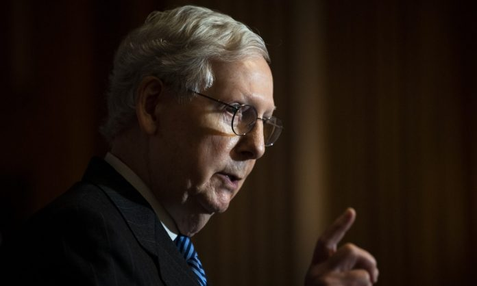 Senator Mitch McConnell Congratulates Biden, But Will He Work With Him On Weed?