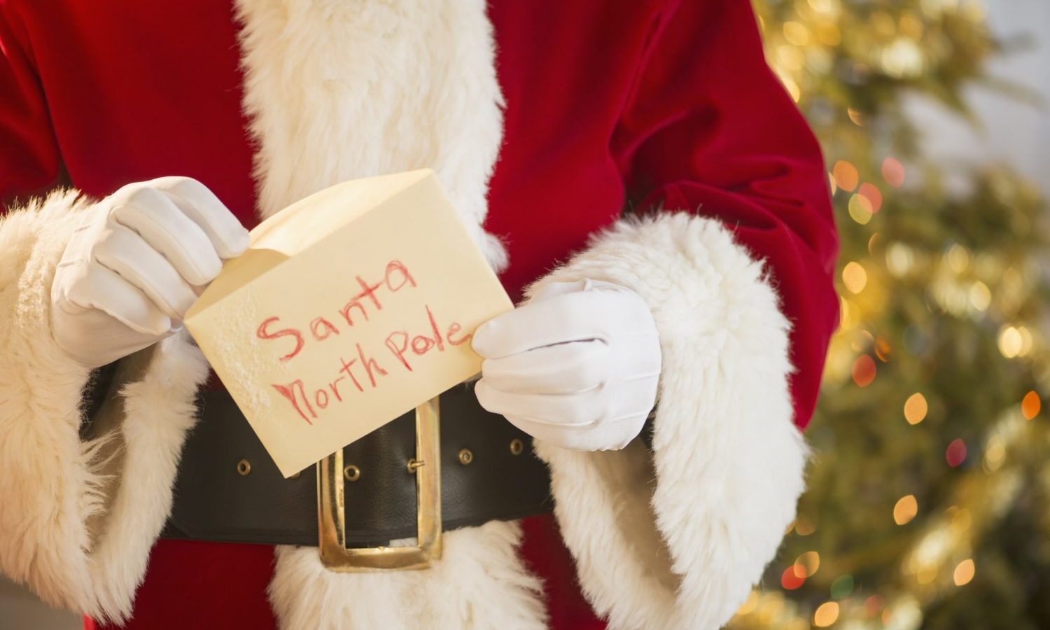 How The Pandemic Has Affected Kids' Letters To Santa