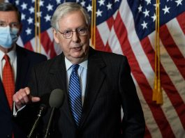 Anti-Marijuana Mitch McConnell Could Still Control Senate As Minority Leader