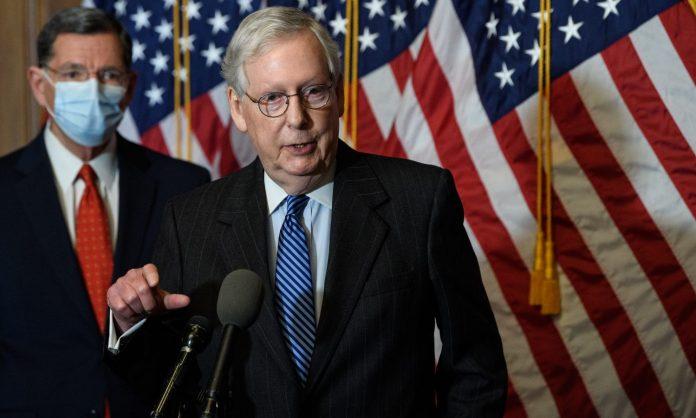 Anti-Marijuana Mitch McConnell Could Still Control Senate As Minority Leader
