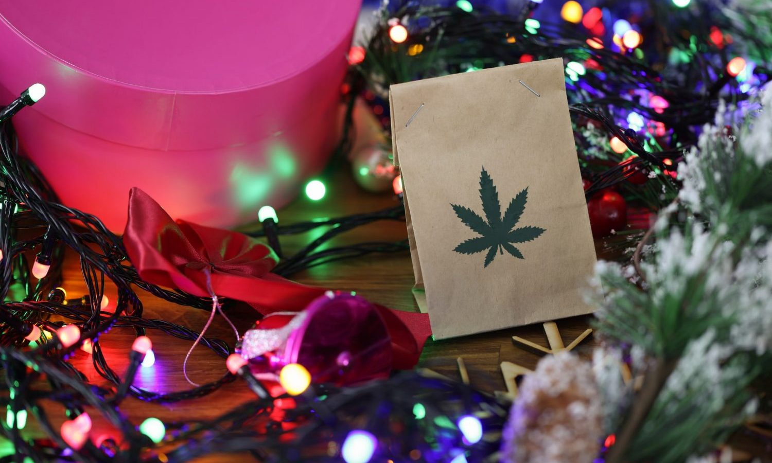 Cannabis Sales Hit $427 Million During The Holidays — Here's The Breakdown