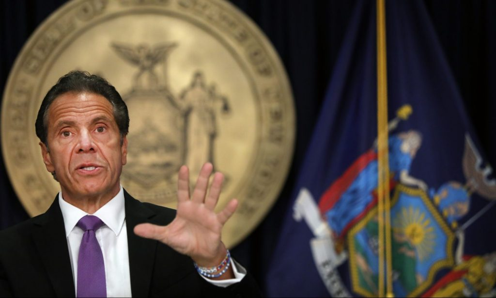 Cuomo Confidently States New York Will Legalize Adult Use Marijuana
