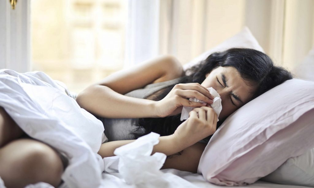 It's Easier To Catch The Flu In The Winter — Here's Why