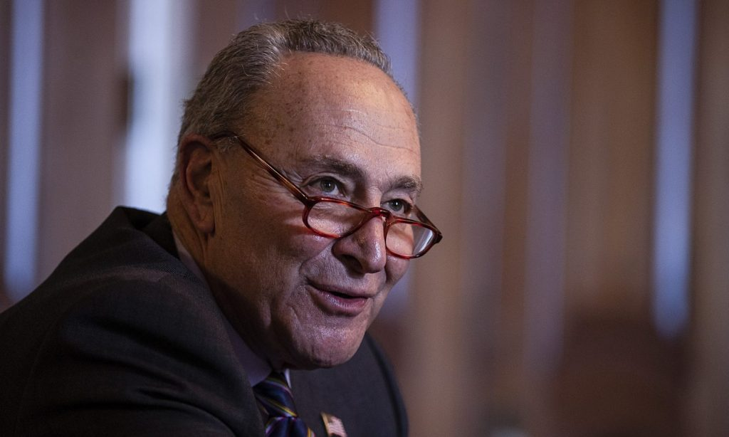 What Chuck Schumer Can Do For Marijuana As Senate Majority Leader