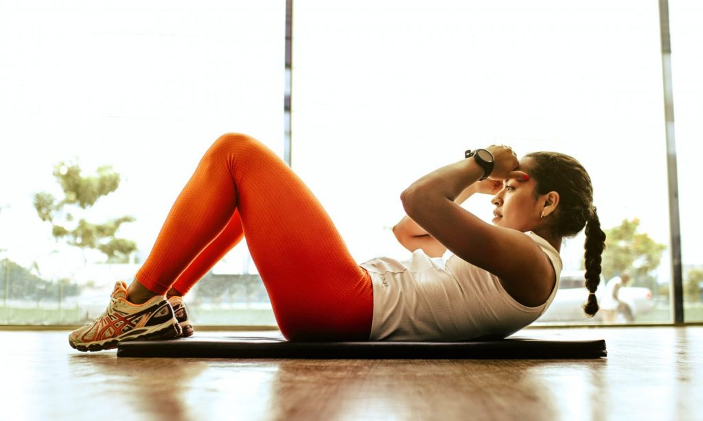 How to Inflate Yourself for Home Exercise