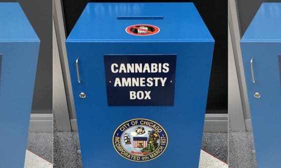 Travelers Are Now Stealing Marijuana From Chicago Airports