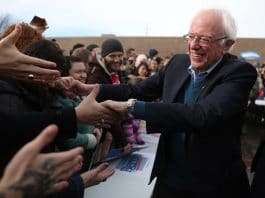 Bernie Sanders Promises To Legalize Marijuana First Day Of Office As President