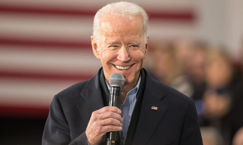 Did Joe Biden Accidentally Endorse Legalizing marijuana?