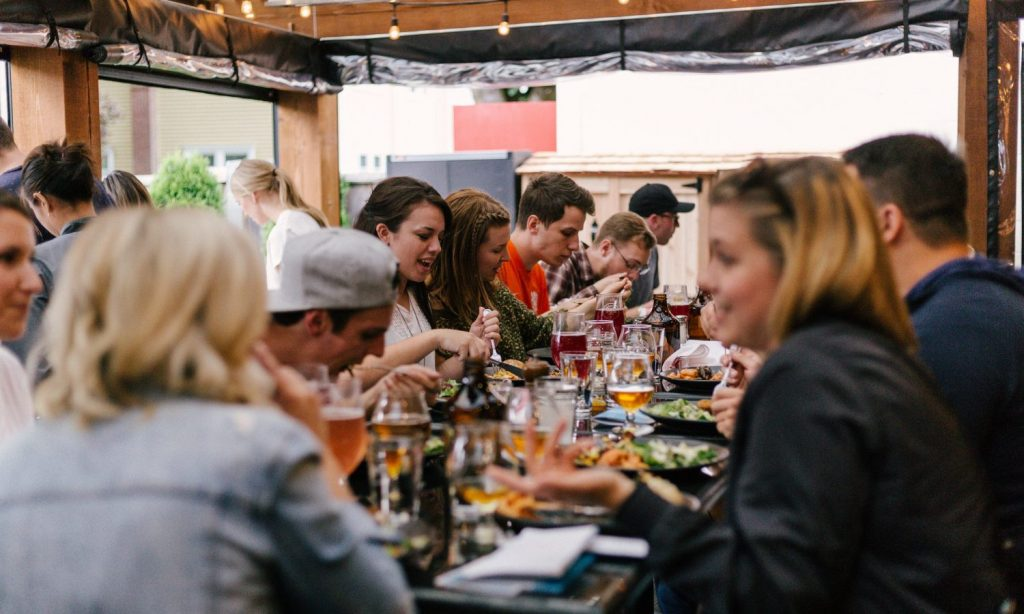 Safe Indoor Dining Is Tricky — Here's What Experts Think