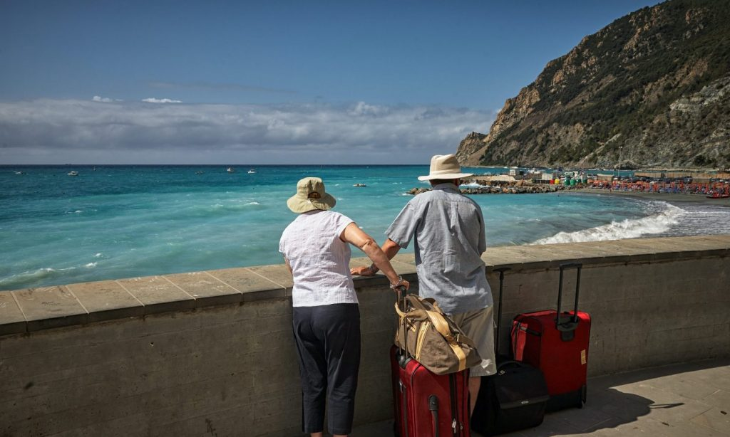 Travel Is Getting A Much Needed Boost From Older People Who've Been Vaccinated