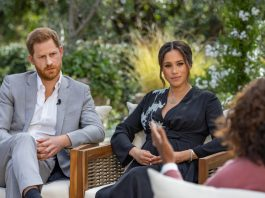 Meghan Markle's Oprah Interview Drives The Internet Wild