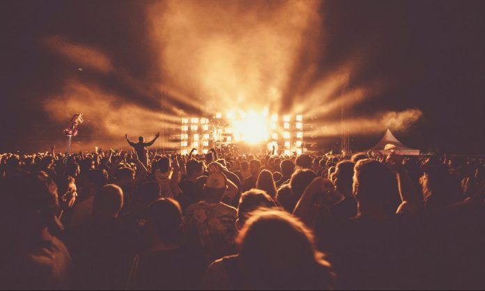 Concerts Making A Comeback In 2021, But Don't Smoke The Weed