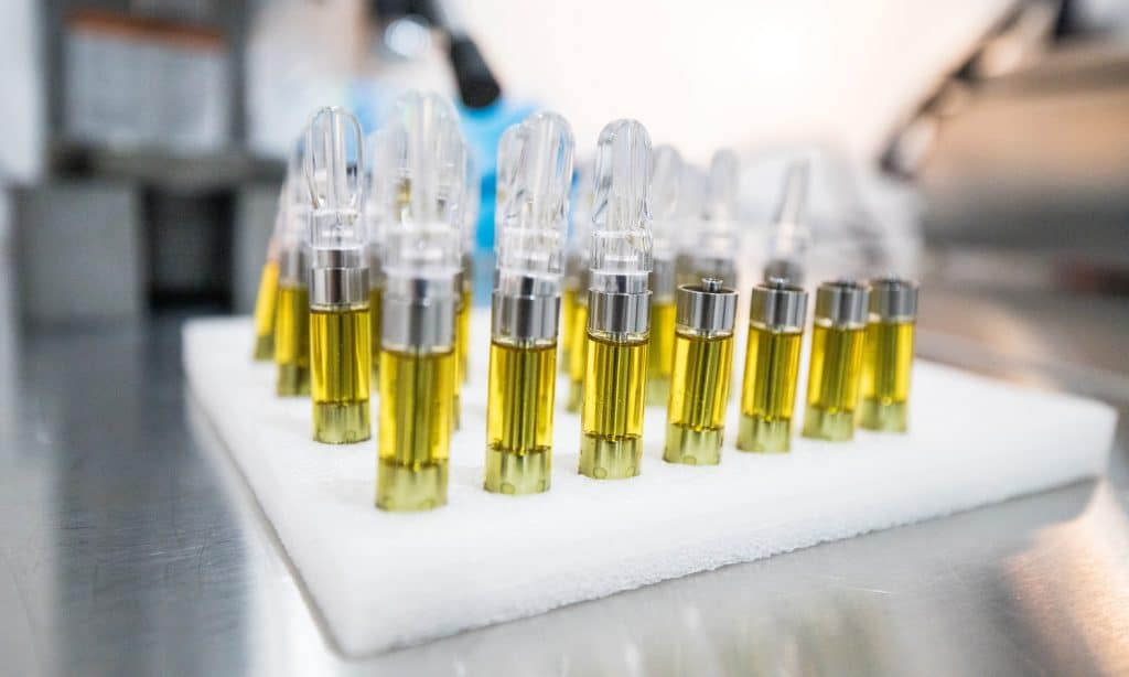 Corona Virus Fears Abating In China As Vape Production Fires Back Up