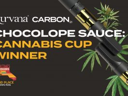 Kurvana's CARBON21 Wins In The 2021 People's Choice Cannabis Cup Social