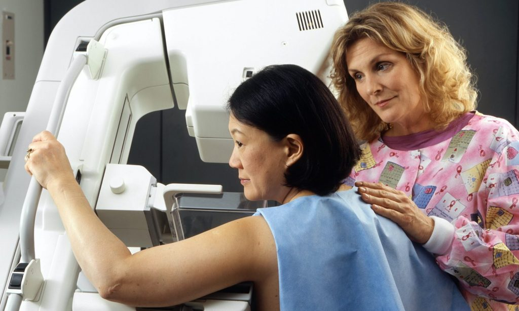 The COVID-19 Vaccine Might Be Messing With Your Mammogram