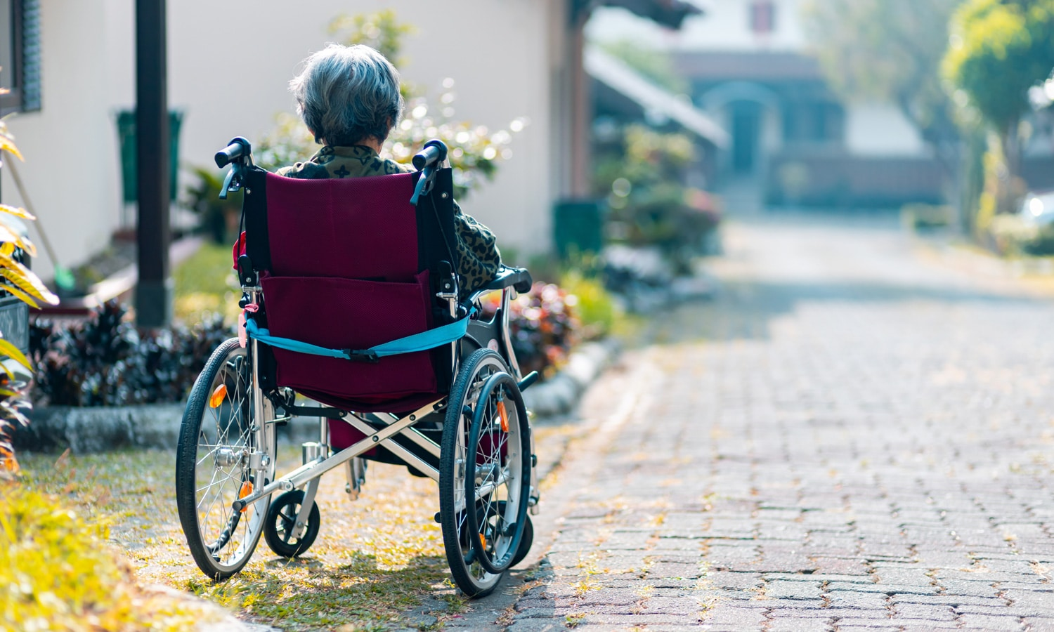Wheelchairs Are Getting A Makeover- Here's What You Should Know
