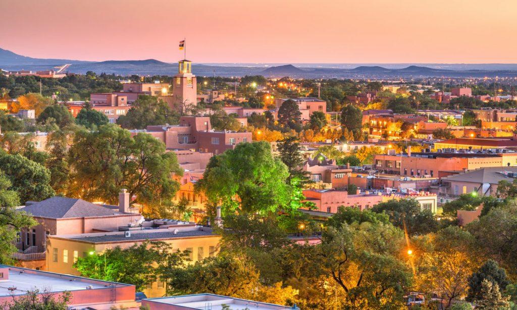 New Mexico Moves Closer To Marijuana Legalization