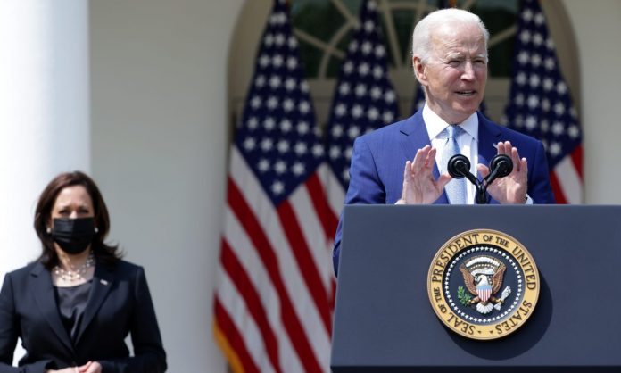 President Biden Is Too Busy To Legalize Cannabis? That's What VP Harris Claims