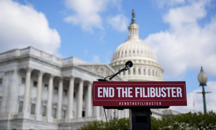 We're About To See If Senate Filibuster Will Ruin National Cannabis Reform