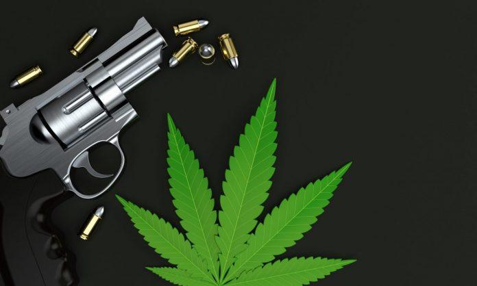 If Gun Laws Were Enforced Like Marijuana Laws
