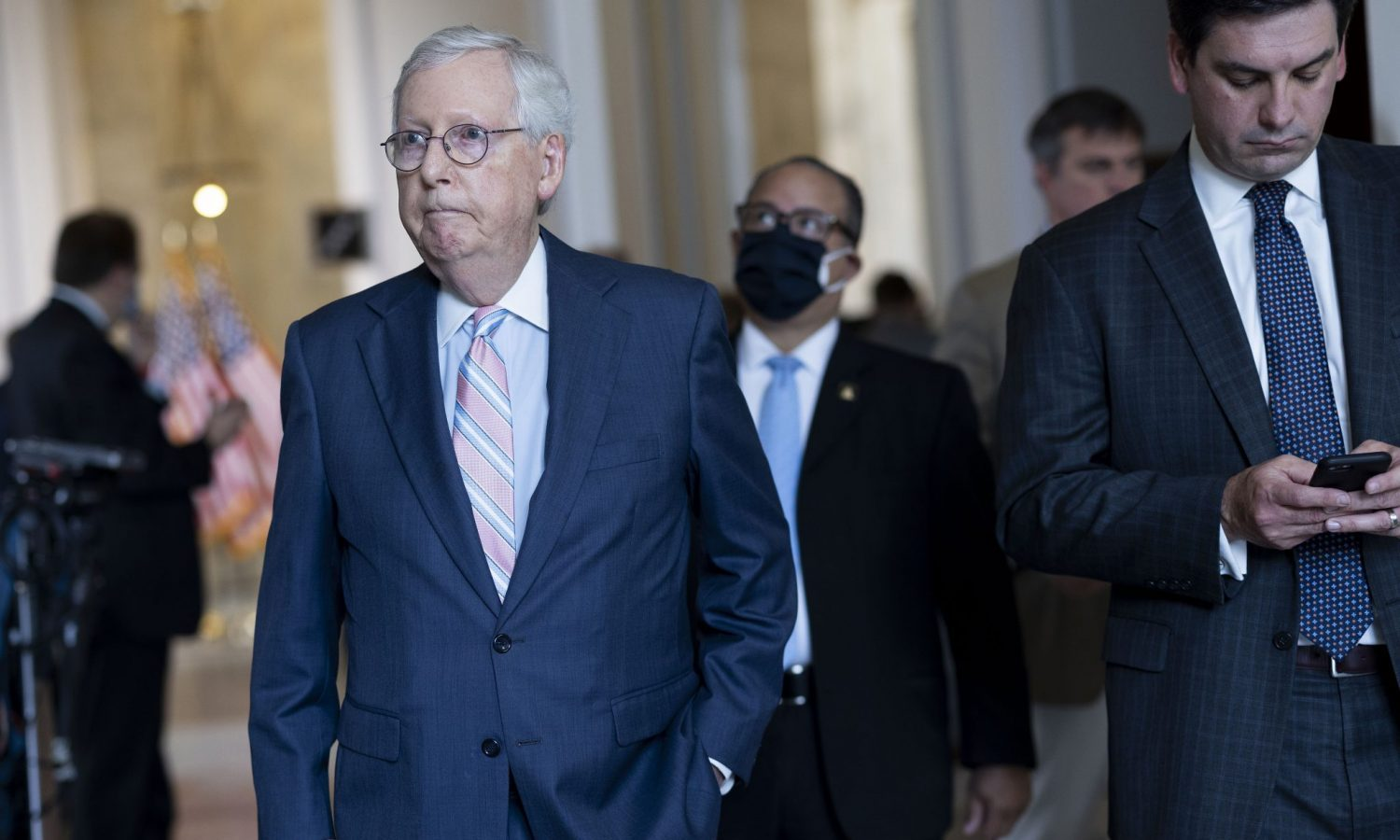 Mitch McConnell Is Still The Cannabis Grim Reaper Of Capitol Hill