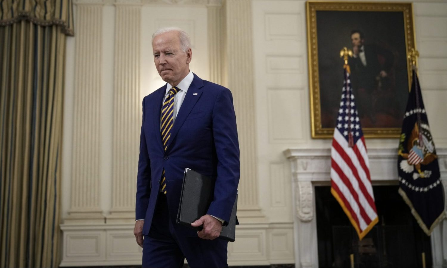 President Biden Lied When Campaigning In Support Of Medical Marijuana