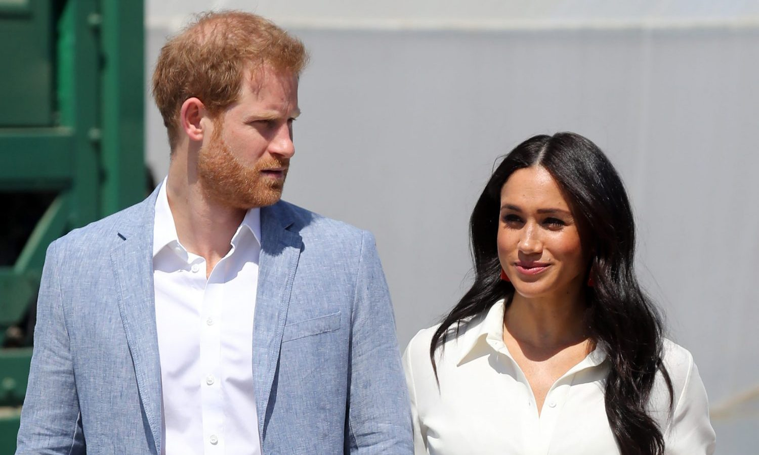 Prince Harry And Meghan Threaten BBC With Lawsuit Over Royal Baby's Name