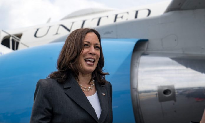 Why Was Vice President Harris Greeted With Trump Campaign Signs In Guatemala?