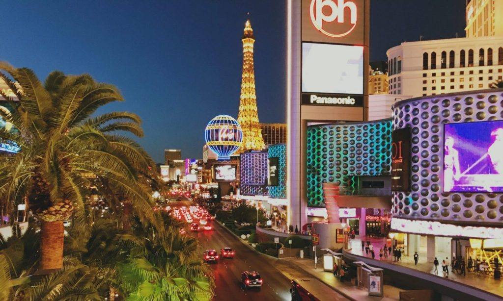 Las Vegas Cannabis Comeback Is Underway