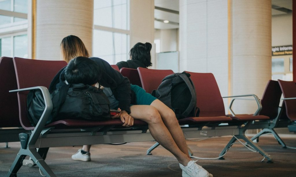 Missed Your Flight? Here's What You Can Do