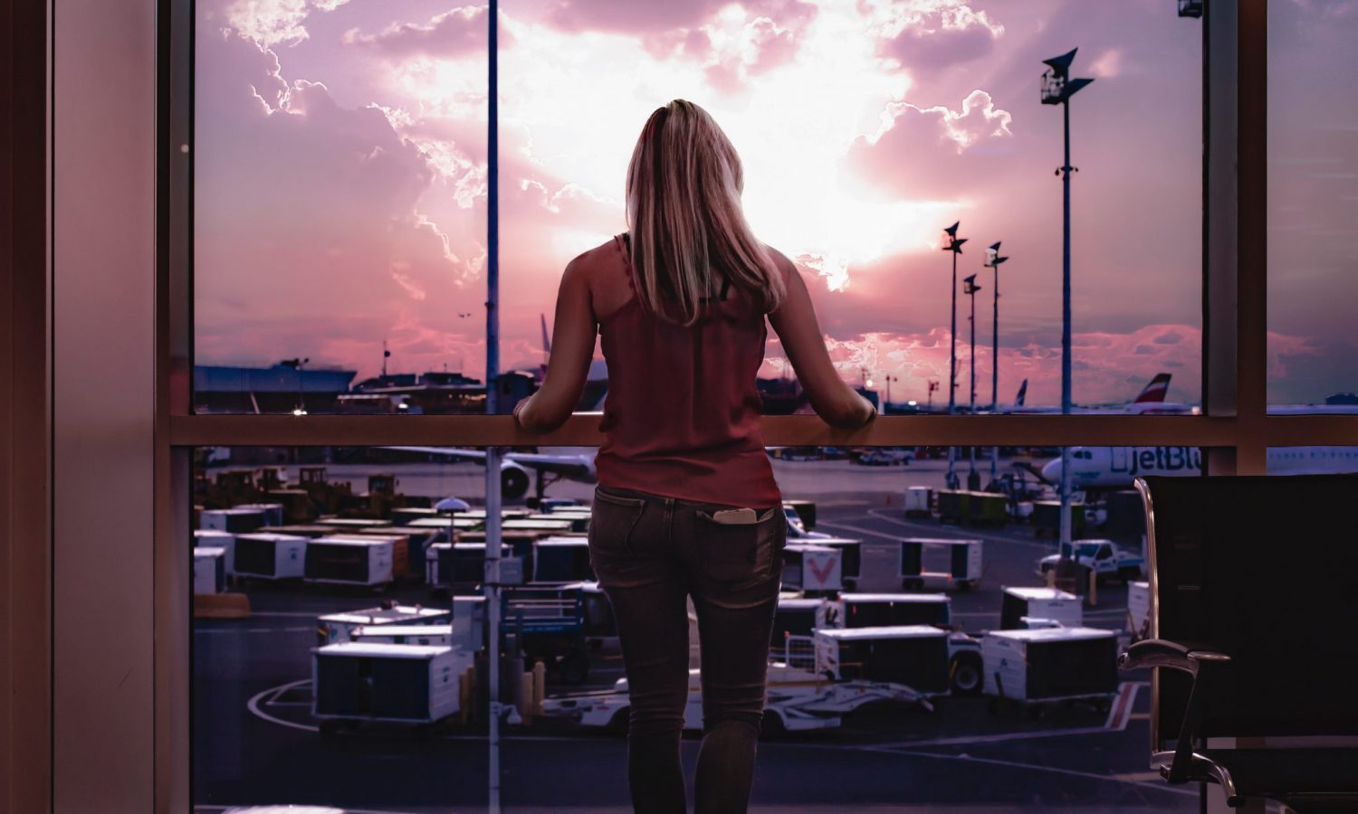 Delayed Or Cancelled Flight? Here's What You Should Do