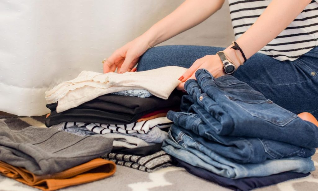 6 Tips To Prep Your Closet For The Fall