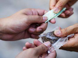 dealing marijuana