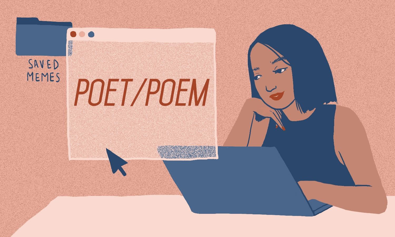 Memes poet poem