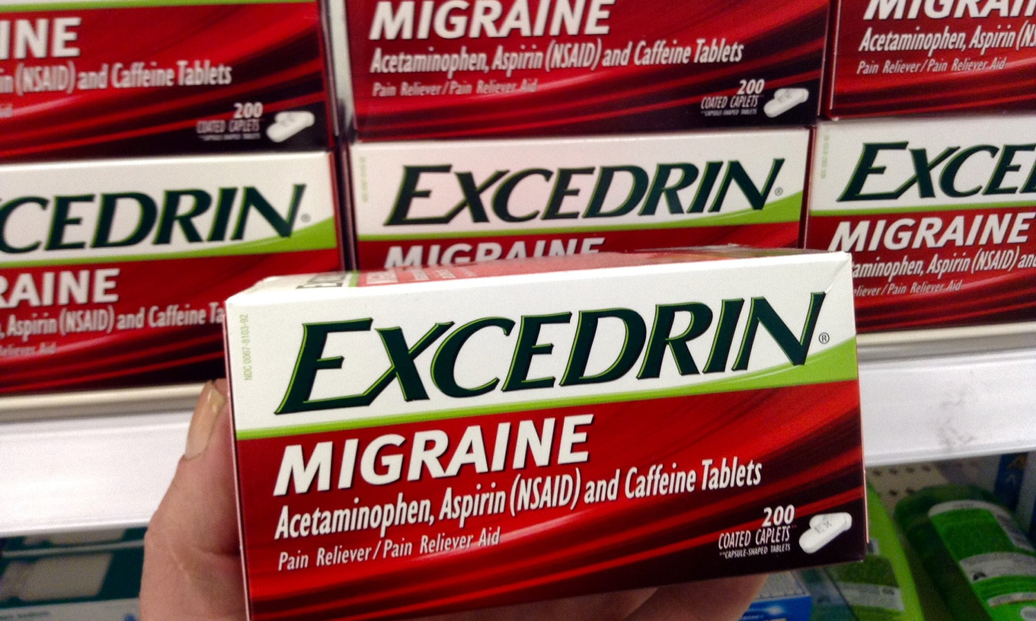Help for Headaches- What to know about Excedrin being taken off the market