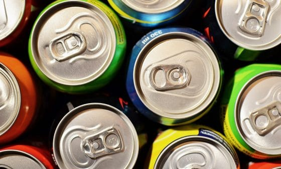Aluminum Cans May Reduce Potency Of Cannabis Drinks