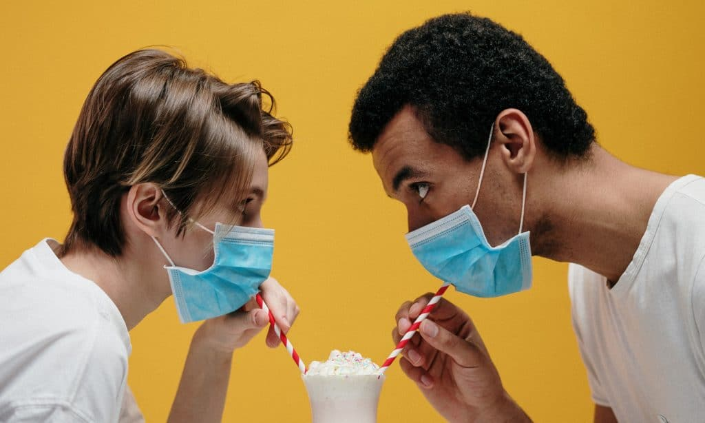 Some Experts Think The Coronavirus Might Change Dating For The Better